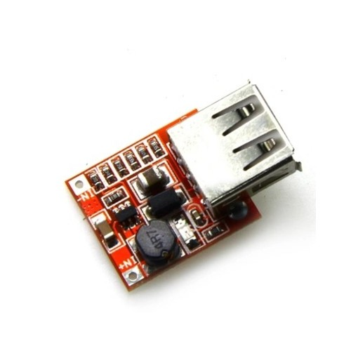 Módulo Boost USB DC-DC Step Up 3V a 5V 1A